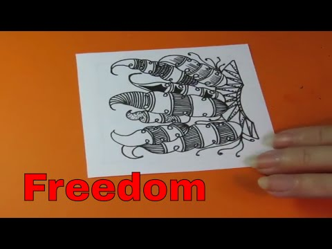 Freedom - an organic tangle