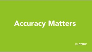 Lotame Precision Data: Accuracy Matters thumbnail
