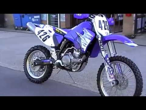 2000 yamaha wr 400 youtube. Black Bedroom Furniture Sets. Home Design Ideas