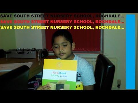 Kid Reacts | Save South Street Nursery School, Rochdale U.K