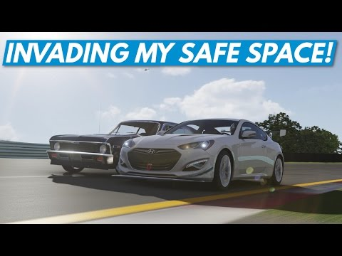 Forza 6│Invading My Safe Space! (With Bonus Clips)