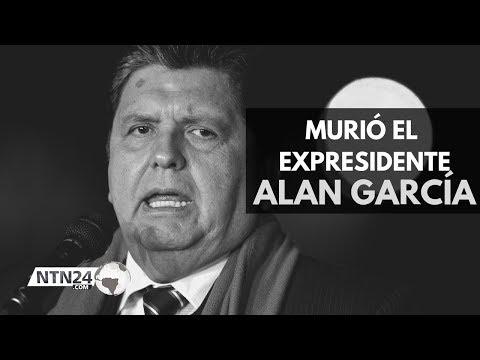 Murió el expresidente peruano Alan García luego de dispararse en la cabeza