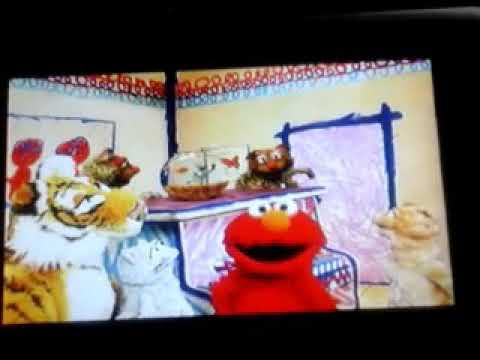 Elmo's World: Cats Song