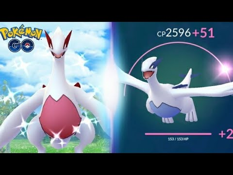 Download Youtube: IS LUGIA NOW WORTH POWERING UP? BOOSTED SKY ATTACK VS. NONE BOOSTED - POKEMON GO