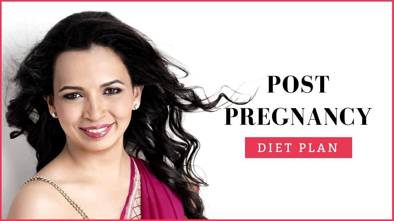 Rujuta Diwekar: Post Pregnancy Diet Plan