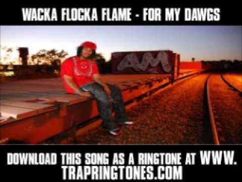 Wacka Flocka Flame  For My Dawgs  New  + Lyrics + Download