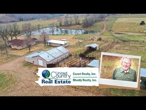 Farm For Sale In Thayer, MO  United Country Cozort Realty, Inc.