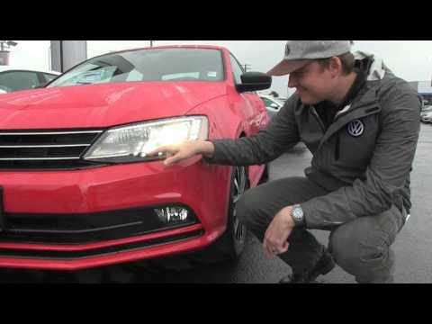 2016 VW Jetta Sport Features