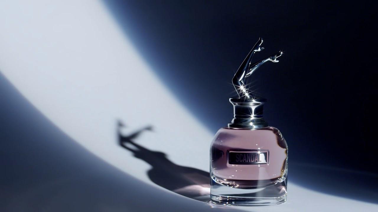 Jean Paul Gaultier Scandal Bottle Youtube