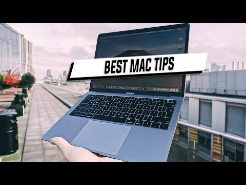 Mac Tips and Tricks 2019