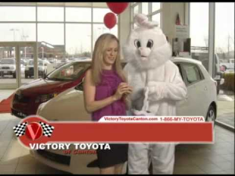 Victory Toyota Canton Lucky Egg