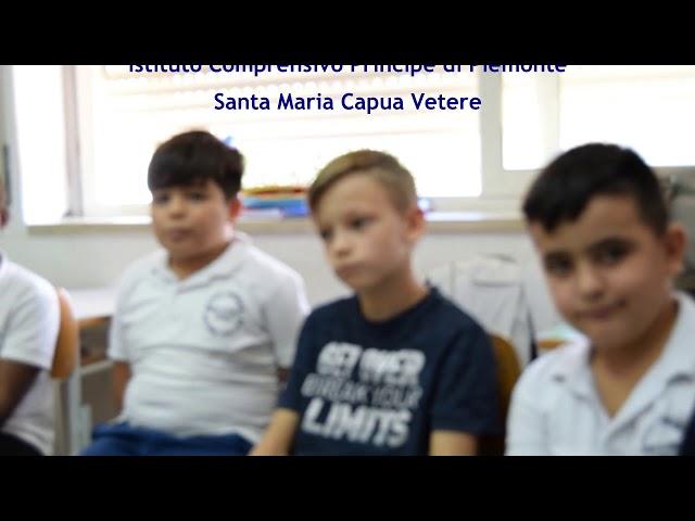 IC Principe di Piemonte - S.MARIA C.V. Progetto Icam - Real Children's Experiences