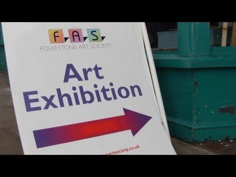 Folkestone Art Society Summer Exhibition 2013