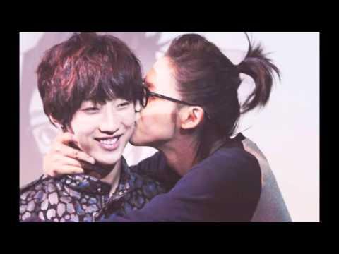 Shinyoung ( CNU Jinyoung ) 91line couple