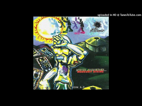 Mystik Journeymen - Mercury Rising (Instrumental)