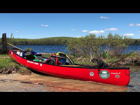 Algonquin Park Backcountry/Camping/Trout Fishing