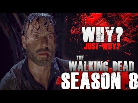 The Walking Dead Season 8 Mid-Season Finale - Why... Just Why?