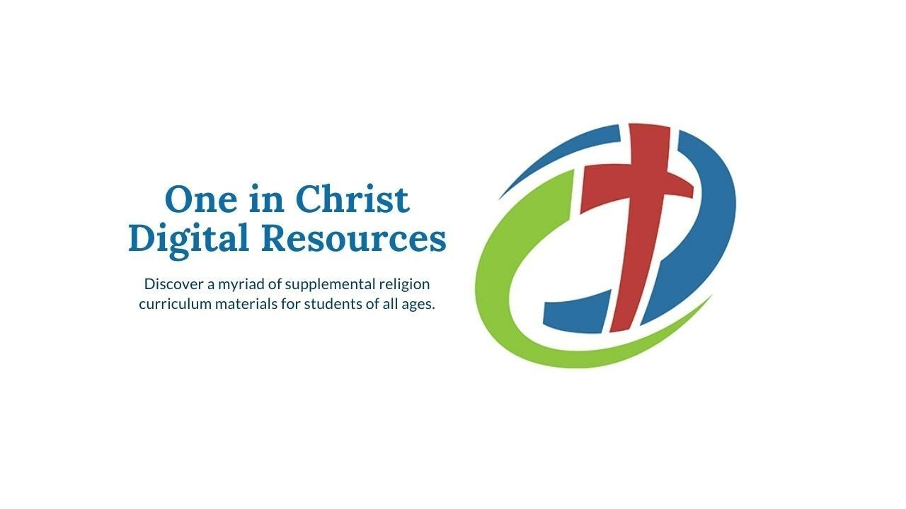 hight resolution of One in Christ - Digital Edition