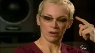 Скачать Annie Lennox Bare TV Interview