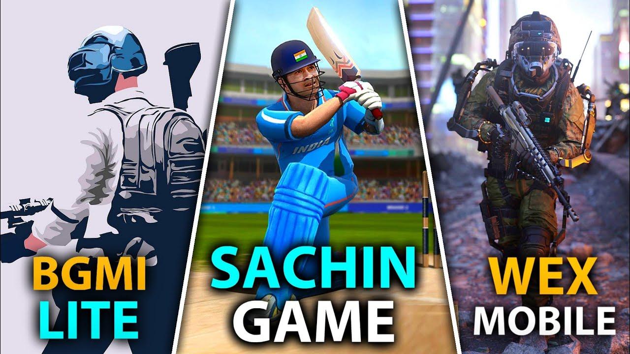BGMI Lite Release Date, WEX Mobile Beta, Sachin Tendulkar Cricket Game, Chimeraland - GAMING NEWS 64