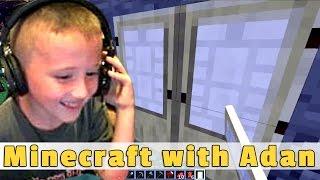 6 Year Old Adan Plays Minecraft On Survival
