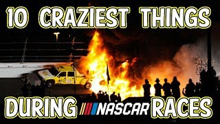10 Craziest things that happened during NASCAR Races.mp3