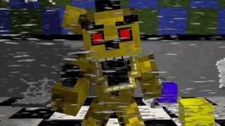 - Golden Freddy Song MINECRAFT ANIMATION