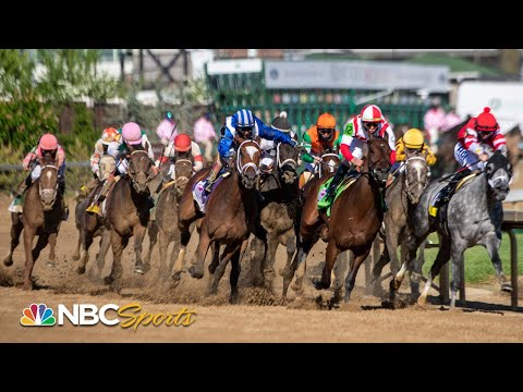 Kentucky Oaks 2021 (FULL RACE) | NBC Sports