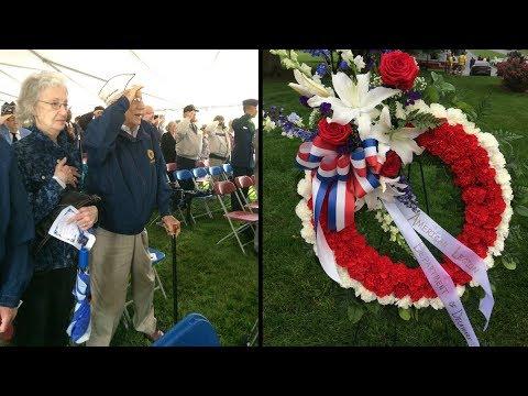 Pride, gratitude and honor at Delaware Memorial Day service