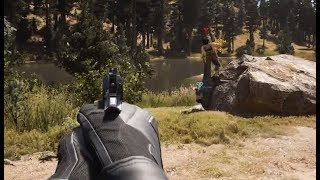 Мэддисон — Куда Потащил ? / Far Cry 5