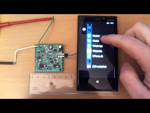 DIY QI Wireless Charger