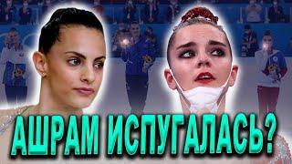 Арина и Дина Аверины на чемпионат мира по художественной гимнастике Линой Ашрам завершает карьеру
