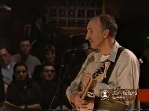 Pete Townshend - Storytellers Pt 2 of 4