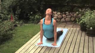 Yoga för alla - Teknik - Solhälsning A - Avancerad
