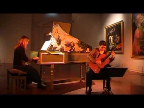 Fandango - Luigi Boccherini - Duo Polycordes
