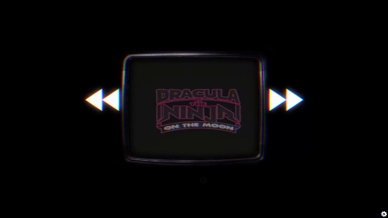 Dracula VS The Ninja On The Moon Gameplay (PC Game)