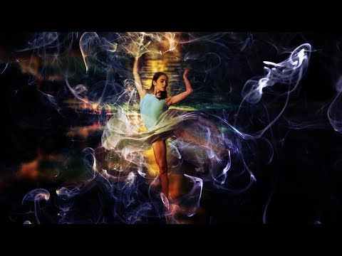 Awesome Photo Manipulation Tutorial in Photoshop || Smoke Photo Effects || Lady Photoshop Tutorials