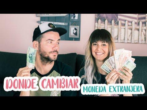 DONDE CAMBIAR MONEDA EXTRANJERA PARA TUS VIAJES | MIKEANDMERYTV
