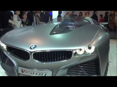 coolescu presents:BMW Vision ConnectedDrive – 2012 Toronto Auto Show [HD]