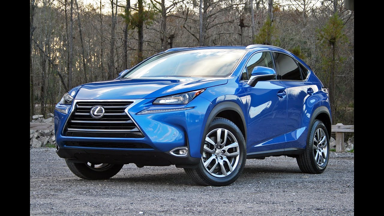 2016 Lexus Nx200t Driven Review