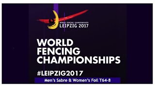 World Fencing Championships Leipzig Day01 Direct Elimination thumbnail