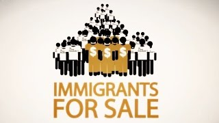 Immigrants for Sale • FULL DOCUMENTARY • BRAVE NEW FILMS