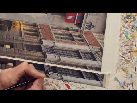 Getting Control of Watercolor for Extreme Detail Part Two