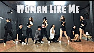 Woman Like Me (Dance Cover) - Gangdrea Choreography