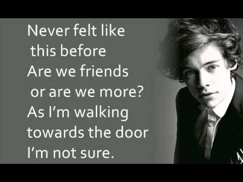 One Direction  Change My Mind  ParolesLyrics + PICTURES