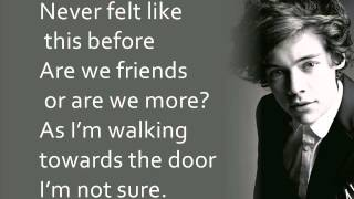 One Direction - Change My Mind - Paroles/Lyrics (+ PICTURES)