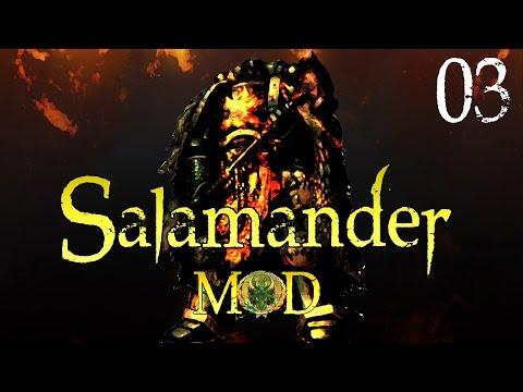 Dawn of War: Salamanders Mod - Skirmish [Ver 1.1][03] |