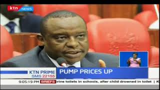 You will pay 113 shillings for a litre of super petrol as new pump prices take effect