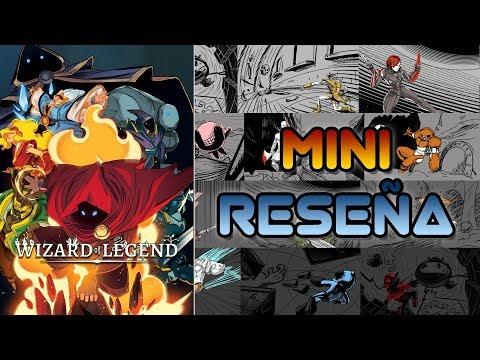 Mini Reseña Wizard of Legend | 3GB