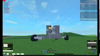 Gameplay: Roblox; Armored Patrol #2
